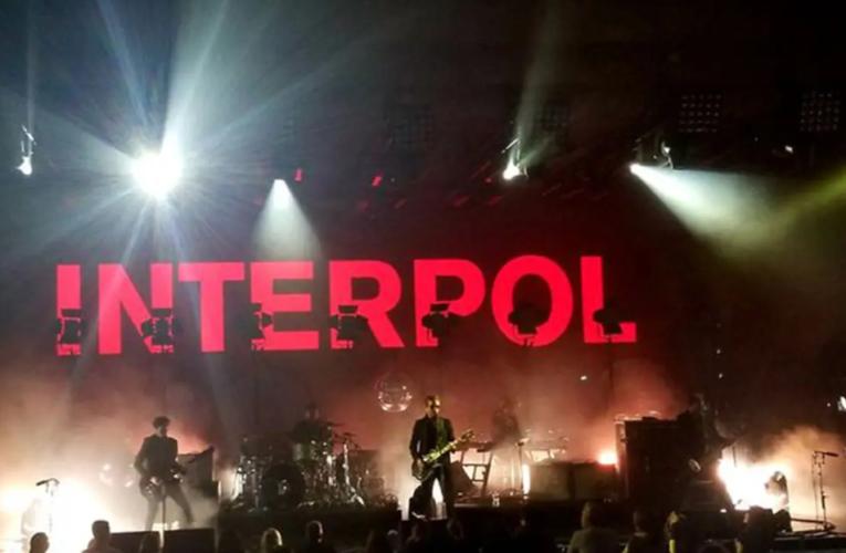La banda Interpol anuncia nuevo concierto en México