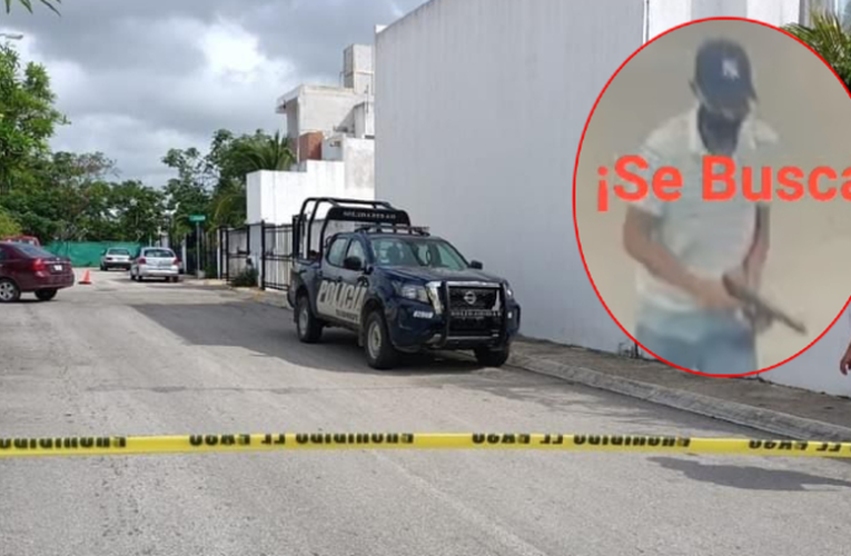 Intentan ejecutar a un empresario en Playa del Carmen