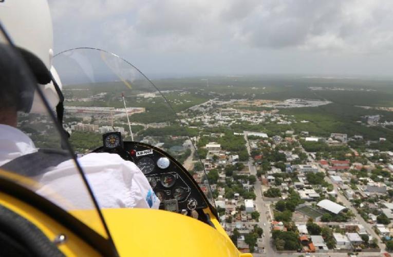 """El paraíso de la Riviera Maya visto desde el cielo con """"Riviera Maya by Air"""""""
