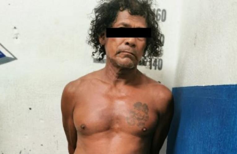 Depravado anciano es detenido por abuso sexual en agravio de una menor