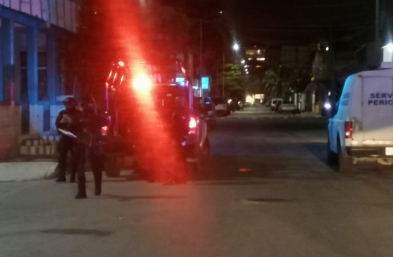 Muere prensado en accidente vehicular sobre la carretera federal de Playa del Carmen
