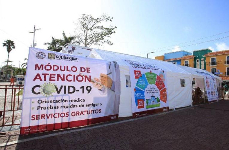 Gobierno de Solidaridad, líder en acciones preventivas contra la Covid-19