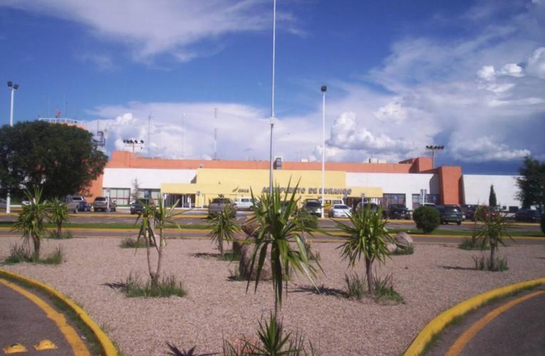 Aeropuerto de Durango no cumple con protocolos de Protección Civil