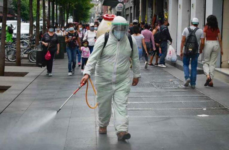 Registra México más de 15 mil nuevos casos de Covid-19