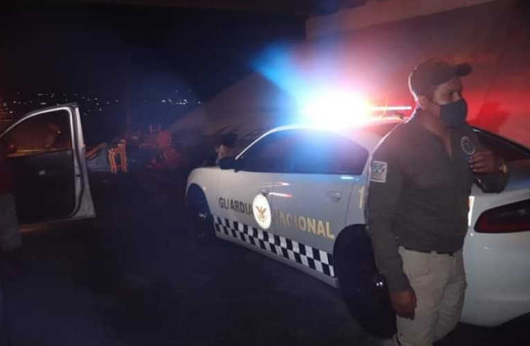 Balacera entre policías y huachicoleros en Hidalgo deja un muerto