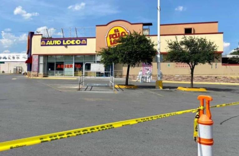 Matan a hombre dentro de restaurante 'El Pollo Loco' en Nuevo León