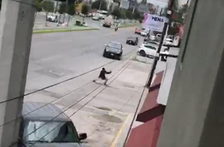 Captan balacera en un bulevar de Coahuila