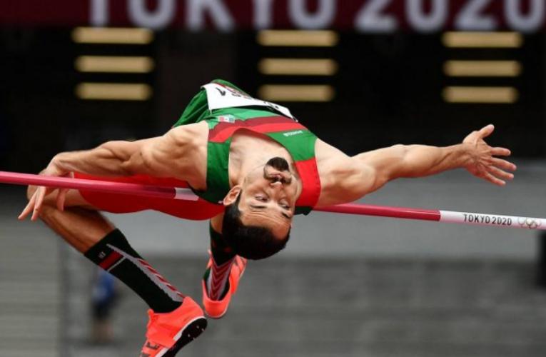 Edgar Rivera queda octavo en Salto de Altura de Tokio 2020