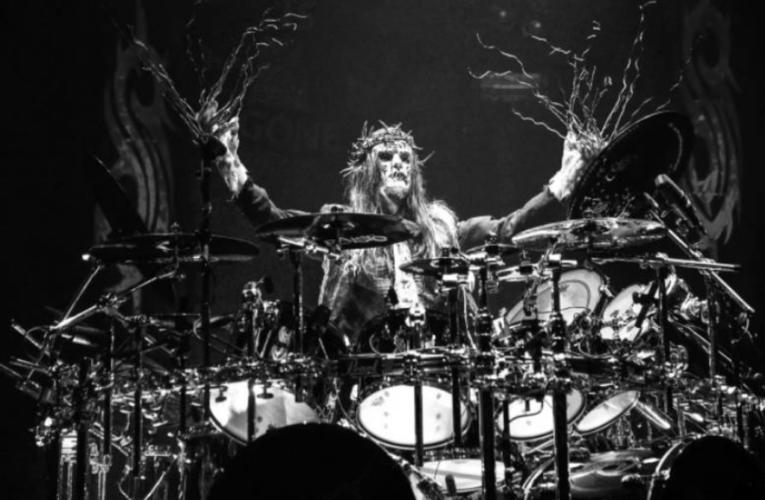 """Fallece Joey Jordison, cofundador de la banda """"Slipknot"""""""