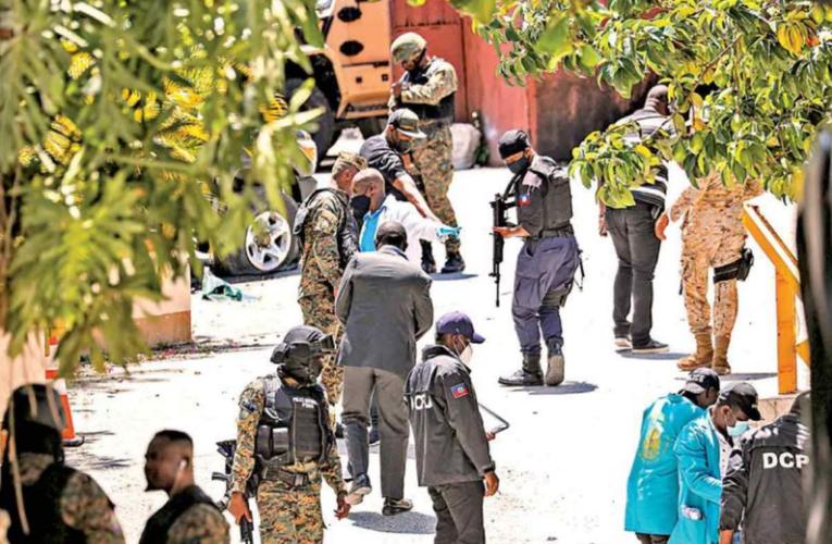 Magnicidio en Haití; declaran estado de sitio