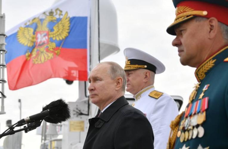 Amenaza Putin a enemigos con un 'ataque imprevisible'