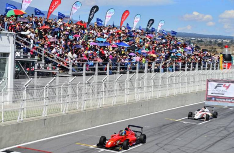 Listo Puebla para albergar un campeonato más de NASCAR México Series
