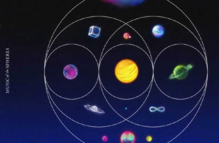 Coldplay anuncia oficialmente su nuevo y cósmico álbum