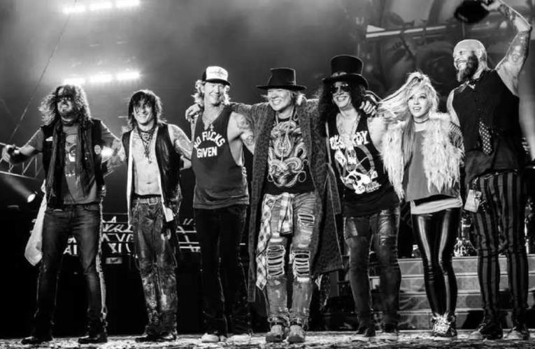 Guns N' Roses, sin permiso para el concierto en Jalisco