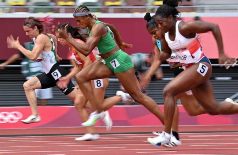 Atleta bielorrusa es despojada de sueño Olímpico en plena competencia