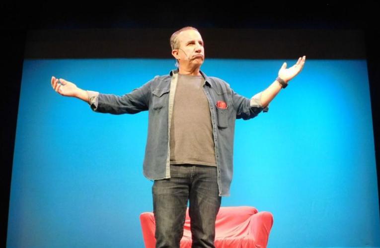 Plutarco Haza incursiona en el cine estadounidense y extiende temporada teatral