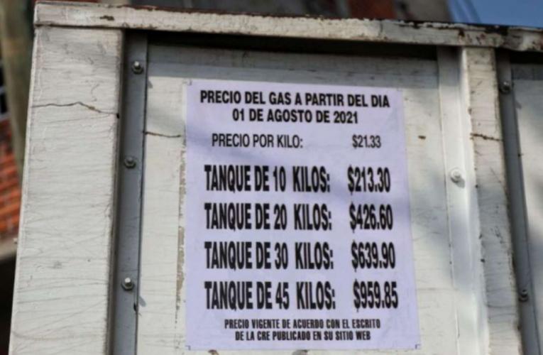 Distribuidoras de gas LP que no respeten precios perderían permiso