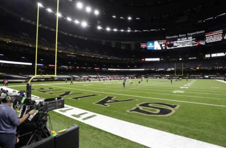 Huracán Ida cancela juego de la NFL en Luisiana