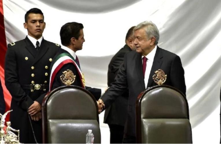 """""""Peña les dio mucho a grupos de élite; lo traicionaron"""", le confesó a AMLO"""