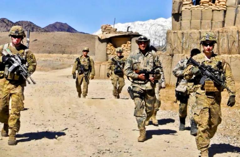 Concluye retirada de tropas Estados Unidos en Afganistán