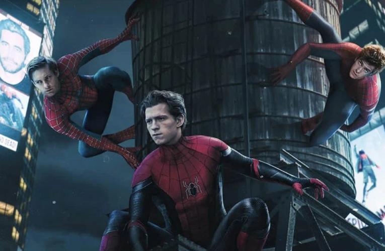 La imagen que desató al Spiderverse y el multiverso