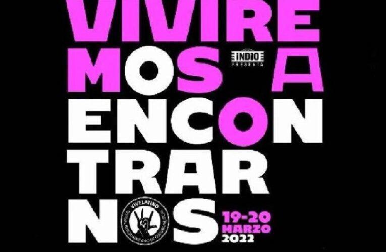 Vive Latino ya tiene fechas para 2022: ¿Ahora si va?