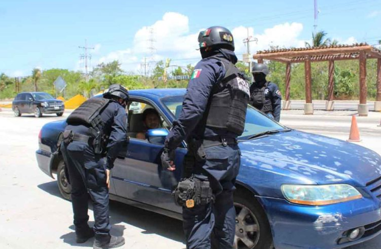 Policía de Playa del Carmen necesita 500 elementos más