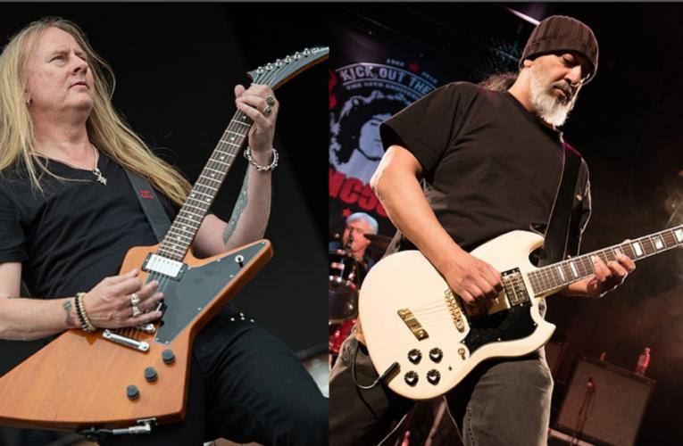 Jerry Cantrell y Kim Thayil impartirán clases en el campamento de rock Sounds of Seattle