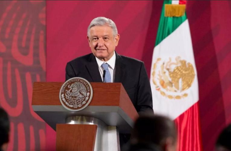 Prevé el Presidente de México un crecimiento anual de 5% En los tres años que restan de gobierno