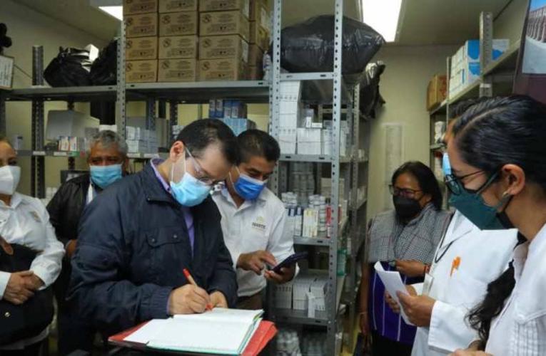 ISSSTE paga por adelantado 8 mil millones de pesos por la compra de medicamentos