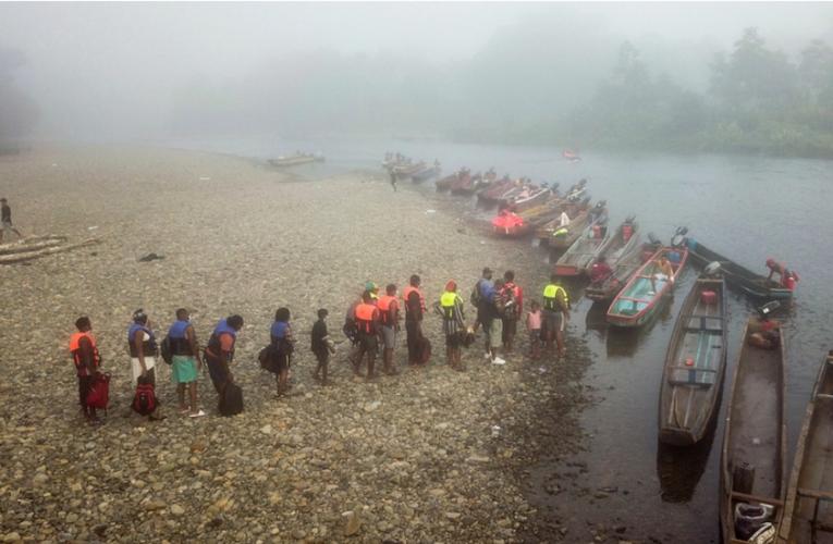 Colombia incumple pacto para controlar migración afirma Panamá