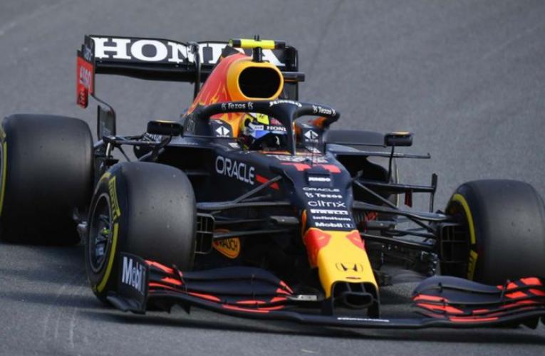 'Checo' Pérez termina 12 en segunda sesión en Holanda