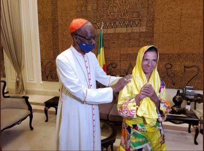 La monja colombiana que sobrevivió a cuatro años y ocho meses de secuestro por un grupo yihadista en Malí