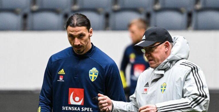 FÚTBOL INTERNACIONAL ¡Ibrahimovic! será baja de Suecia en Eliminatorias