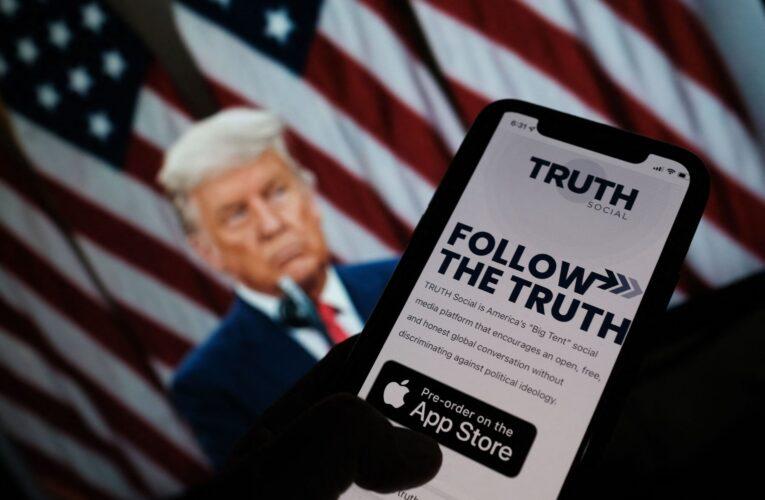 La red social de Donald Trump se estrena con un hackeo masivo