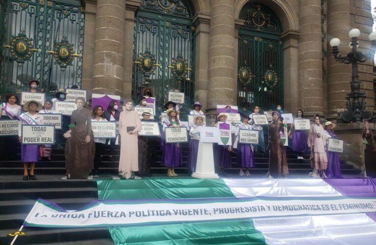 Todas México: La nueva organización política de mujeres