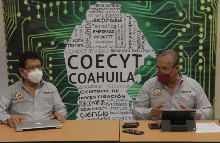 Ponen en marcha la Semana Estatal de la Ciencia, Tecnología e Innovación Coahuila 2021