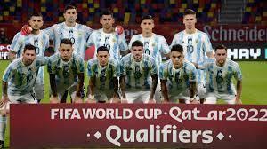 ARGENTINA, la selección más en forma en el fútbol internacional